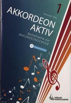 Akkordeon AKTIV Band 1