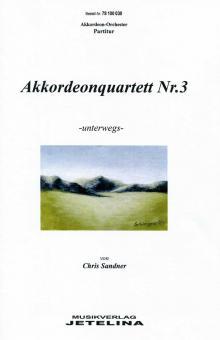 Akkordeonquartett Nr. III