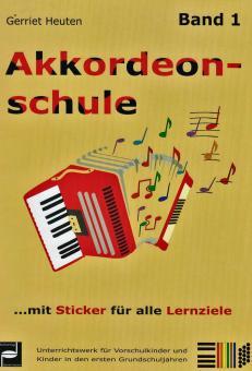 Akkordeonschule Band 1