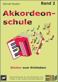 Akkordeonschule (Heuten) Band 2
