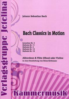 Bach Classics in Motion