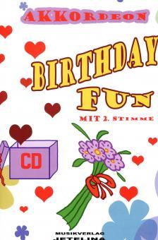 Birthday Fun mit 2. Stimme