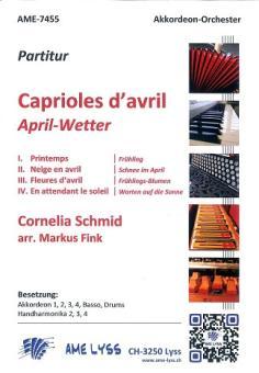 Caprioles d'Avril