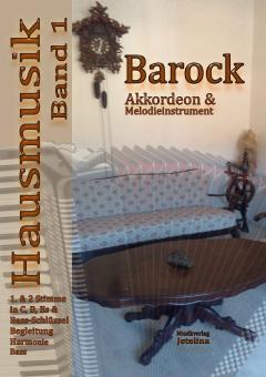 Hausmusik Band 1 - Barock