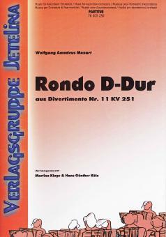 Rondo D-Dur