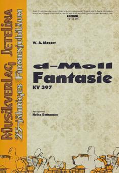 d-Moll Fantasie - KV 397