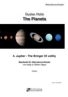 Jupiter, The Bringer Of Jollity