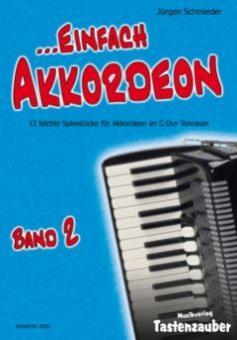 Einfach Akkordeon Band 2