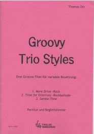 Groovy Trio Styles Band 1