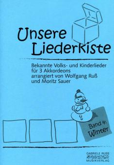 Unsere Liederkiste Band 4 - Winter