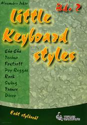 Little Keyboard Styles Band 2