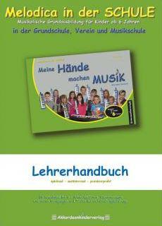Melodica in der Schule, Lehrerhandbuch