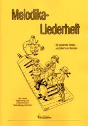 Melodika-Liederheft