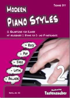 Modern Piano Styles 2