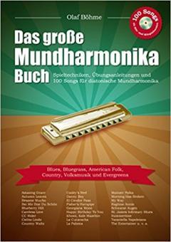 Das große Mundharmonika Buch
