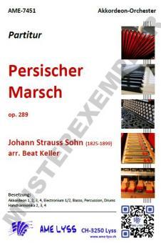 Persischer Marsch op.289