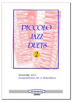 Piccolo Jazz Duets 2