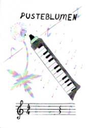 Pusteblumen 'Melodica Schule + CD'