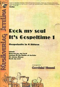 ROCK MY SOUL - It's Gospeltime