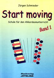 Start Moving Band 1