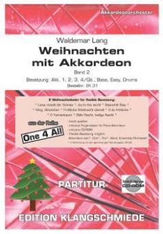 Weihnachten mit Akkordeon 2