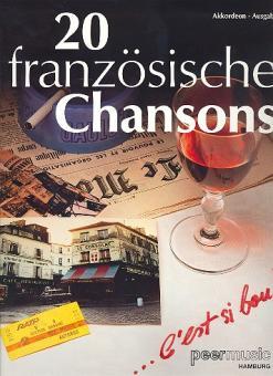 Zwanzig französische Chansons