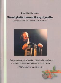 Compositions for Accordion Ensemble