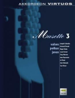 Akkordeon Virtuos Musette Band 3 - Akk. Band
