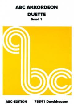 ABC Akkordeon Duette Band 1