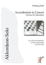 Accordionists in Concert