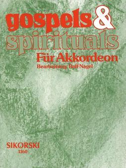 Gospels & Spirituals für Akkordeon