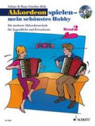Akkordeon spielen mein schönstes Hobby Band 2