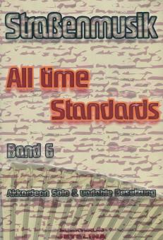 Straßenmusik Band 6 All time standards