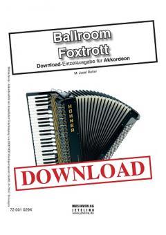Ballroom Foxtrott (Download)