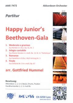 Happy Junior's Beethoven-Gala