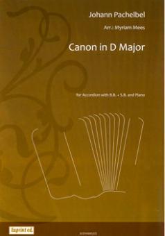 Canon in D-Dur