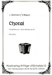 Choral aus Suite Gotique op. 25