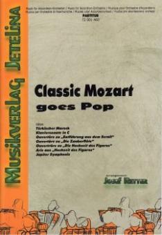 Classic Mozart goes Pop