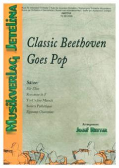 Classic Beethoven Goes Pop