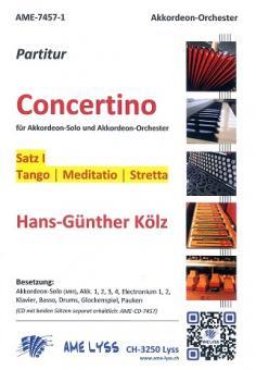 Concertino Teil 1+2+CD