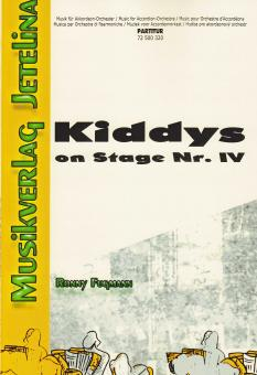 Kiddys on Stage Nr. IV
