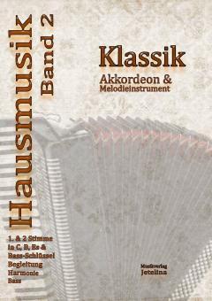 Hausmusik Band 2 - Klassik
