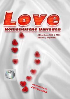 Love - Romantische Balladen