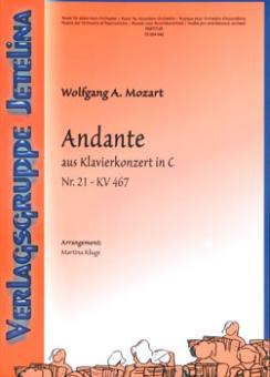 Andante aus Klavierkonzert in C