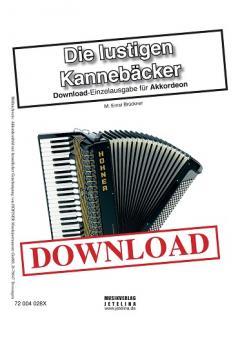 Die lustigen Kannebäcker (Download)