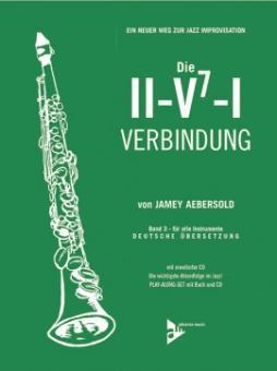 Die II-V7-I Verbindung - Fachbuch