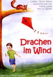 Drachen im Wind