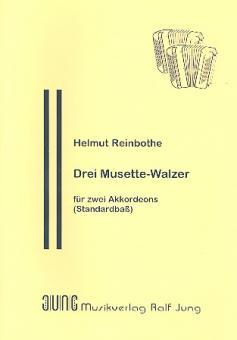 Drei Musette-Walzer