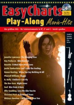 Easy Charts Play-Along Sonderband: Movie Hits