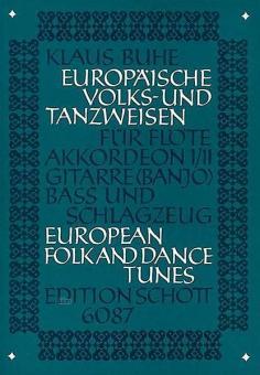 Europäische Volks- und Tanzweisen